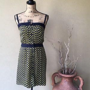Retro Milly silk dress